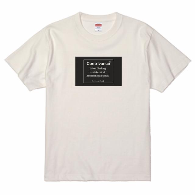 philosophy tee {vanilla}  フィロソフィーTシャツ バニラ ブランドロゴTシャツ