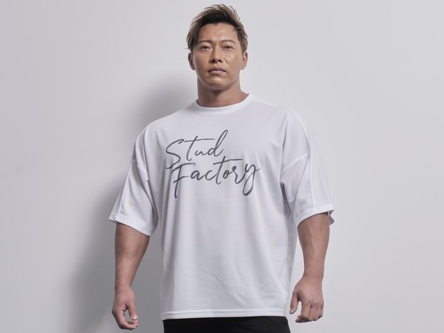 loose fit dryT-shirt(WHITE)