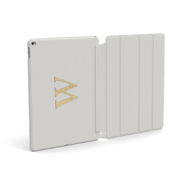 iPad Premium Smooth Leather Case (Book Cover Type)