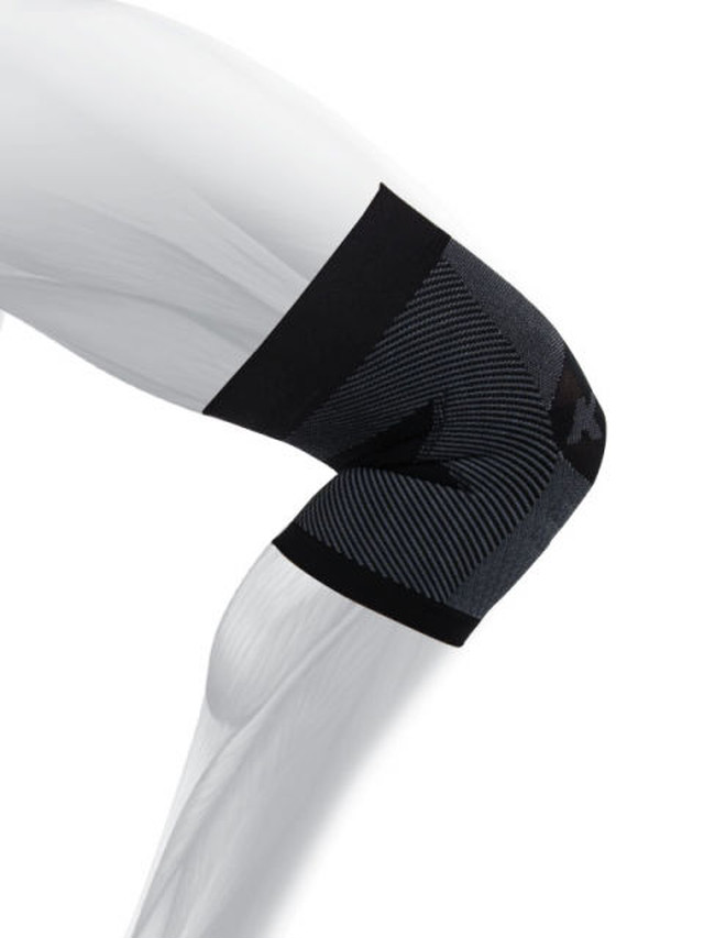 【OS1st】 KS7 PERFORMANCE KNEE SLEEVE (Black)