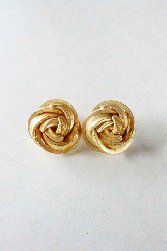 80s vintage earrings
