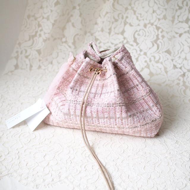 Anaïs 巾着バッグ miniサイズ