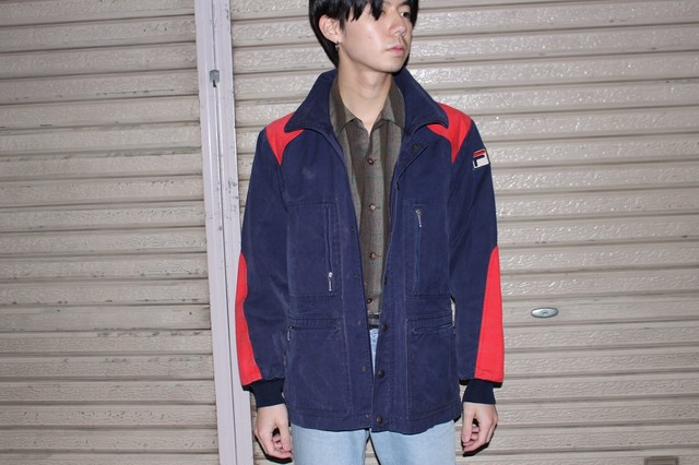 90s FILA Cover All Jacket