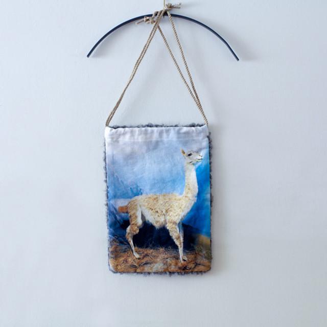 alpaca ポーチ SIZE F