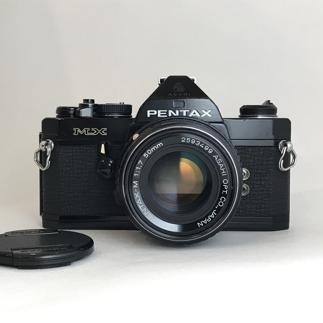 【New】PENTAX MX Black
