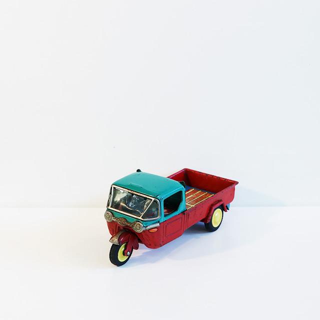 【R-78】マツダ ブリキ三輪トラック