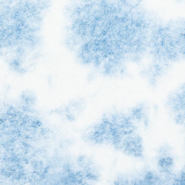 典具帖紙 本藍染め No.2