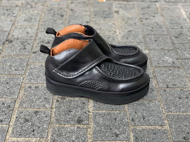 【MIDORIKAWA RYO】 Mesh Boots