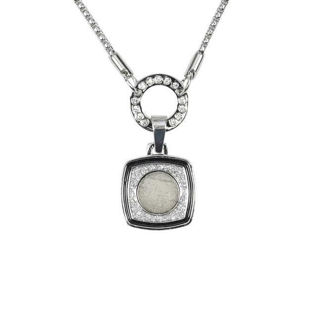 256. Glitzy Magnetic  Allure Necklace