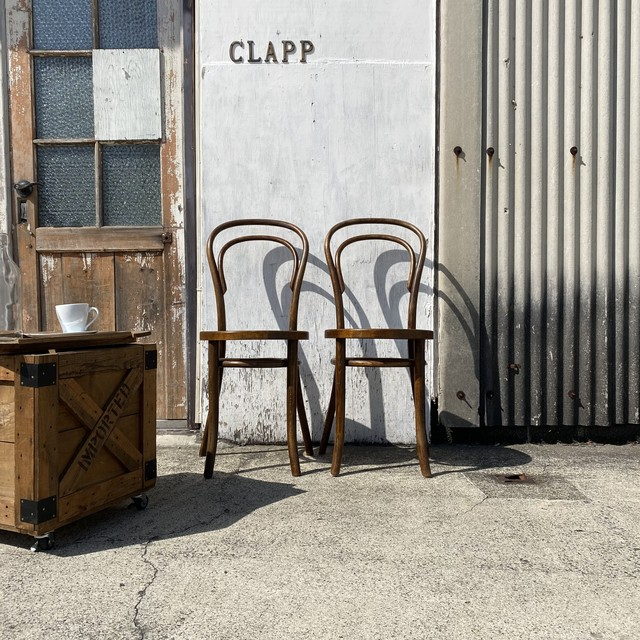 uk bentwood  chair(バルーンバックタイプ)Lot B