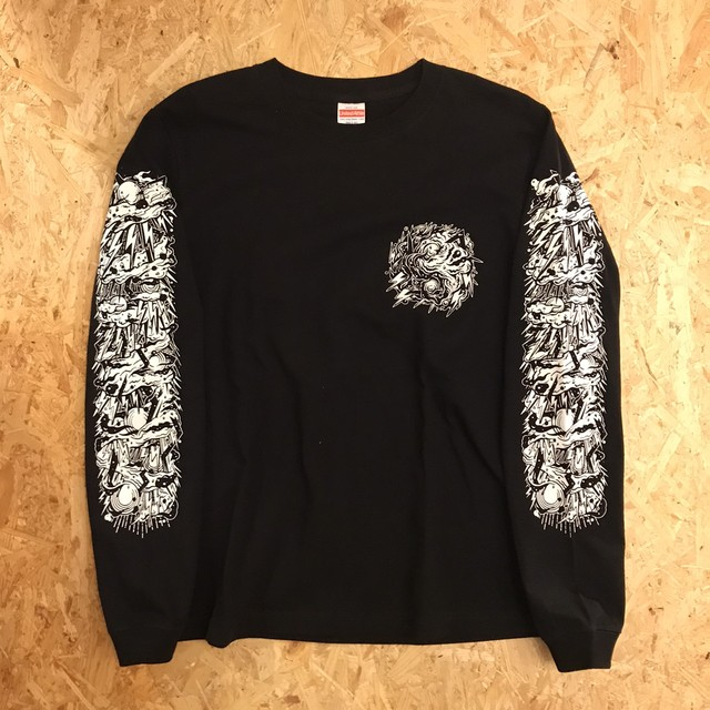 LONG SLEEVE T-shirts by MARONASTY