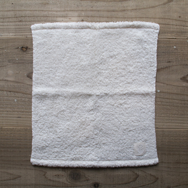 evam eva エヴァムエヴァ organic cotton hand towel S