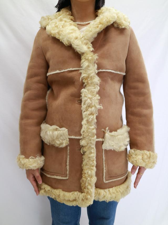 mouton jacket 【0440】