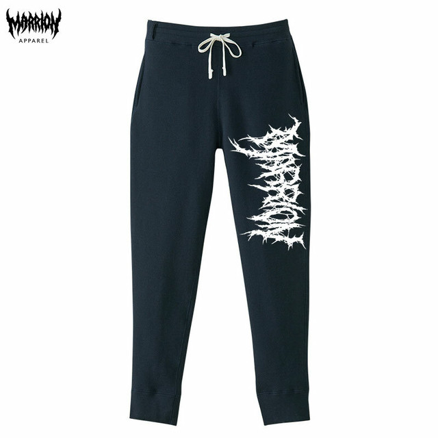 KILLER MARRION LOGO PANTS (Navy)