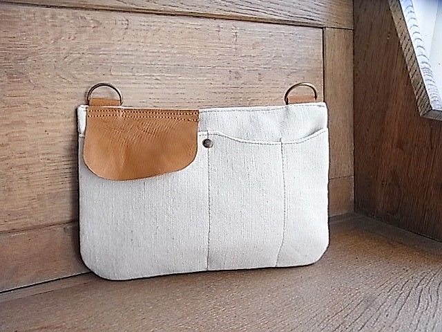 PURNARI work pouch 【PU18-S1213】 プルナリ ワークポーチ