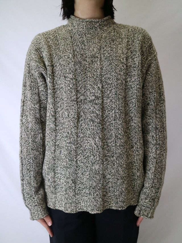 J.CREW cotton knit【0599】
