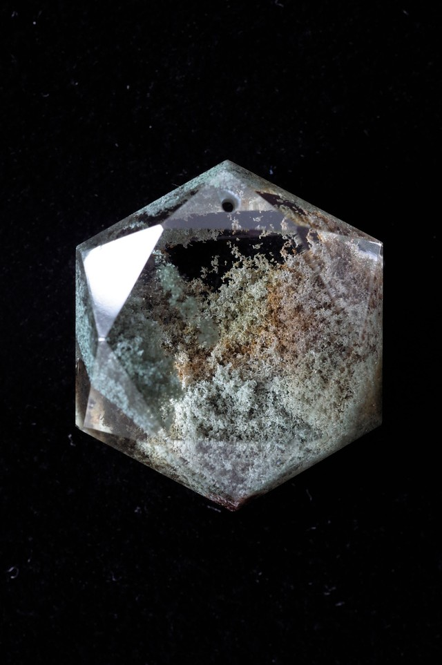 Hexagon Garden Quartz - 004