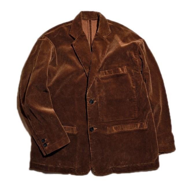 Porter Classic Corduroy Classic Jacket 2019 - GOLDEN BROWN - [PC-018-1166]