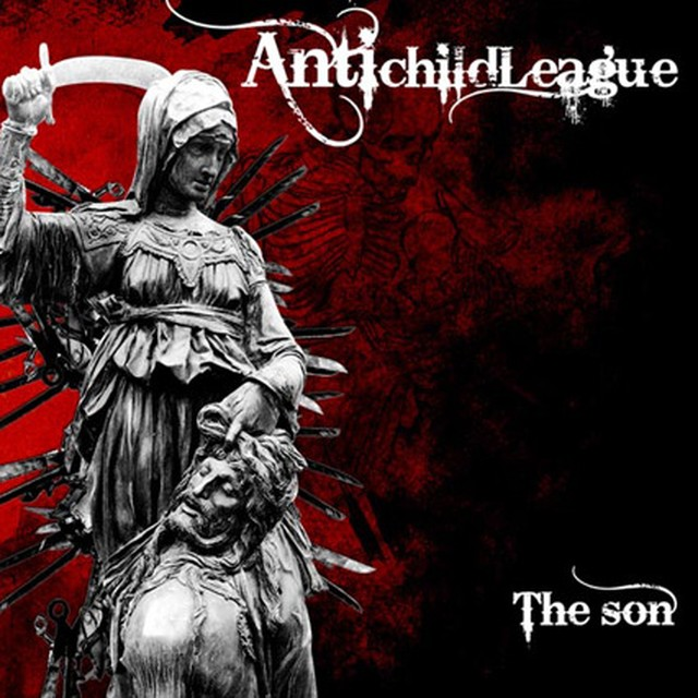 ANTIchildLEAGUE ‎- The Son. CD - メイン画像