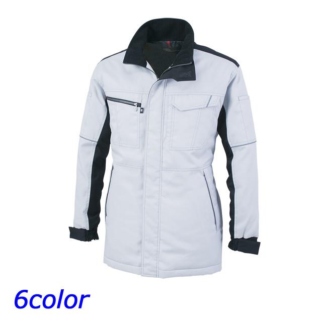 CO-COS エコ・製品静電 防寒コート(4L~7L) A-4276