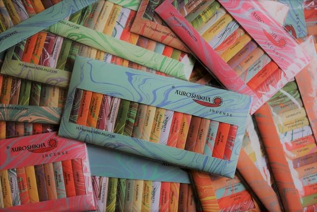 AUROSHIKHA natural incense