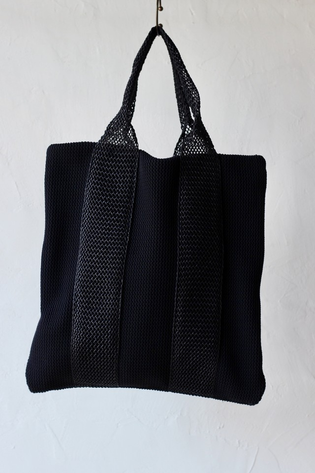 【AL】big hand bag-black