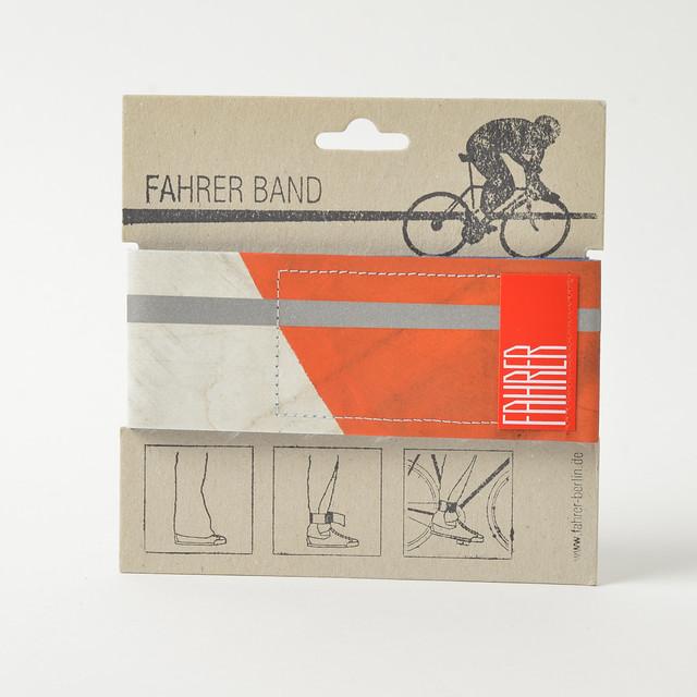 FAHRER(ファーラー)リフレクティブ レッグバンド 001