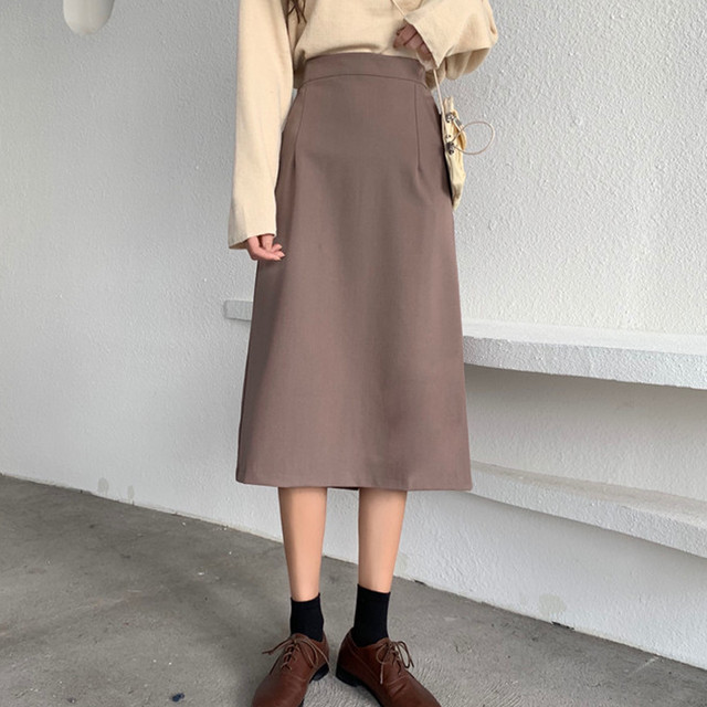 クラシックロングスカート