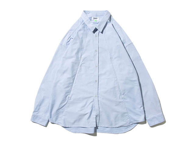 DEMARCOLAB|CRUISER L/S SHIRT (Oxford)