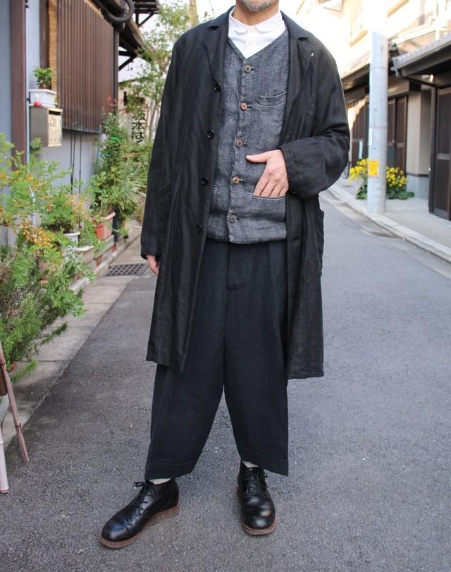 susuri パブパンツ #15-516 チャコール MM