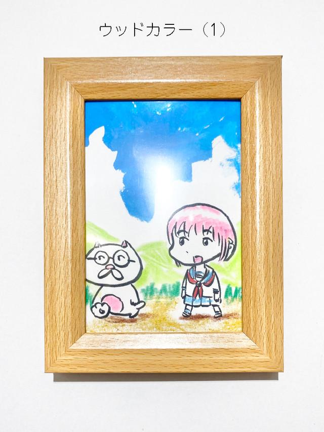 〔新宿オンライン〕monet / ポストカード