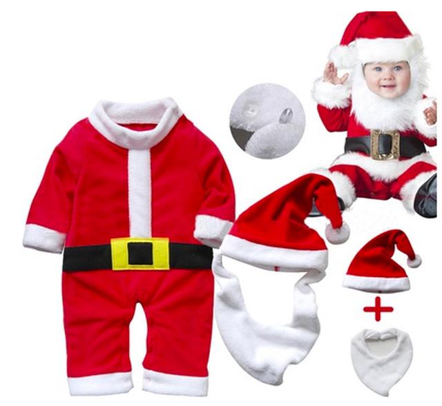 3点セット サンタ コスプレ衣装 サンタ 衣装/eb278