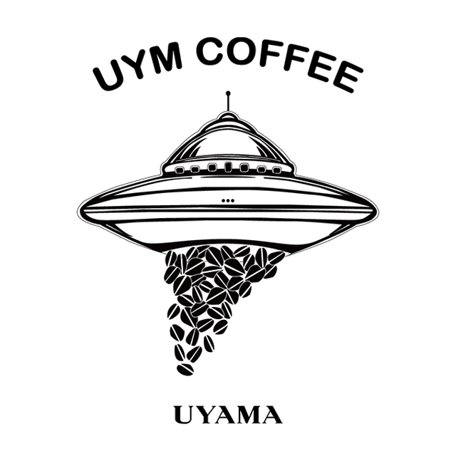 UYM COFFEE クルーネック スウェット 10.0oz