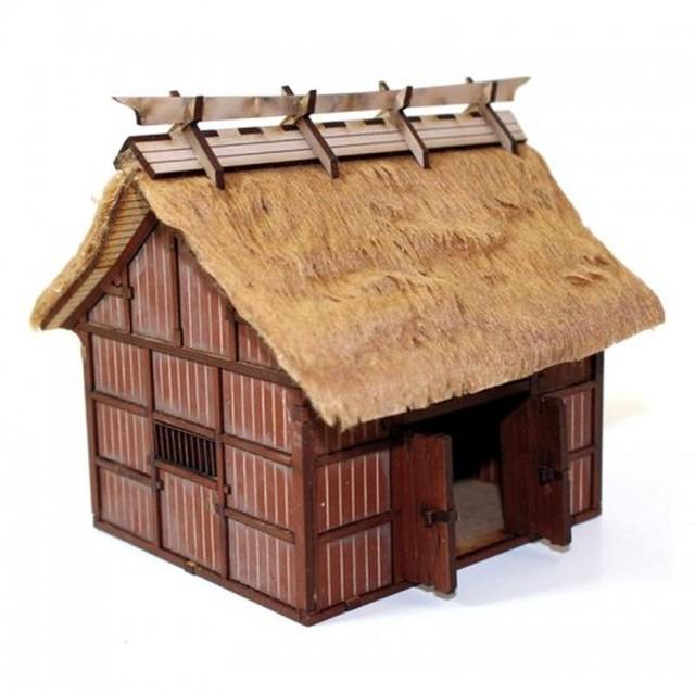 【予約発注】 Village Rice Barn 28S-EDO-101