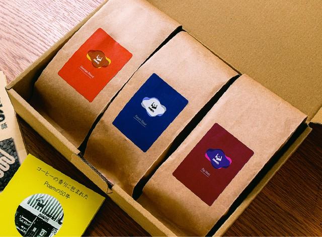 ドリップコーヒー4箱ギフトセット