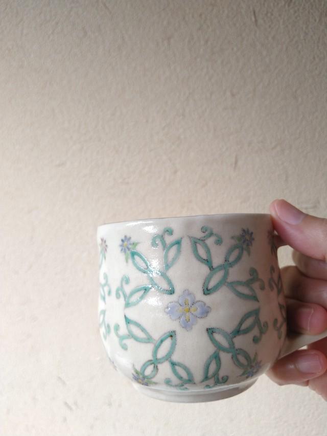 あおか コーヒーカップ