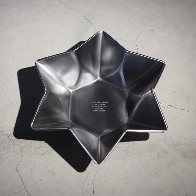 Steel Star Tray