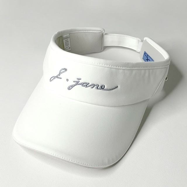 【8月末まで10%OFF】Stud Suncap (White)