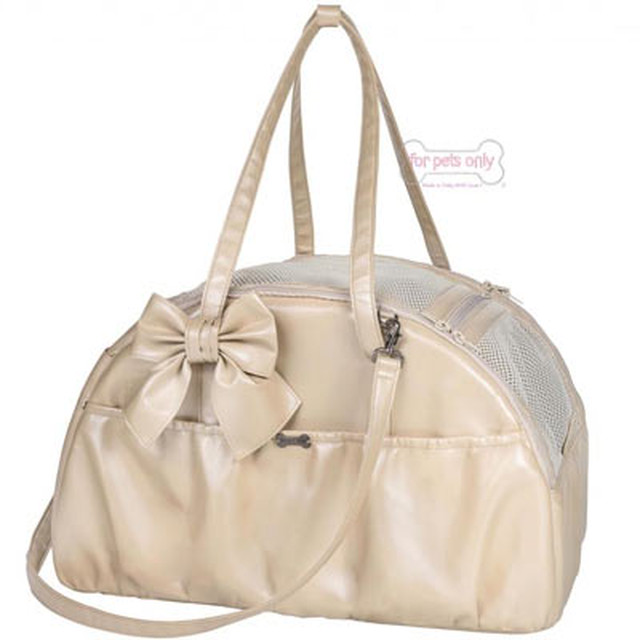 FOR PETS ONLY ARIA BAG BEIGE (AI2018-B12)