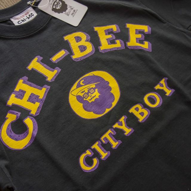 再入荷 Chi-bee Metal WH Short Sleeve
