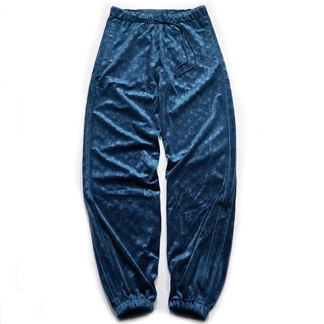 PATIENT [ VELOUR EASY PANTS ]