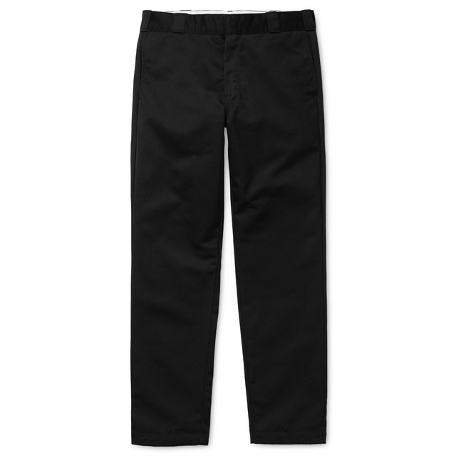 carhartt / JOHNSON PANT   BLACK
