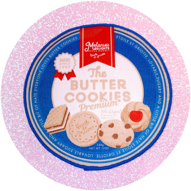 Butter Cookiesハンドタオル
