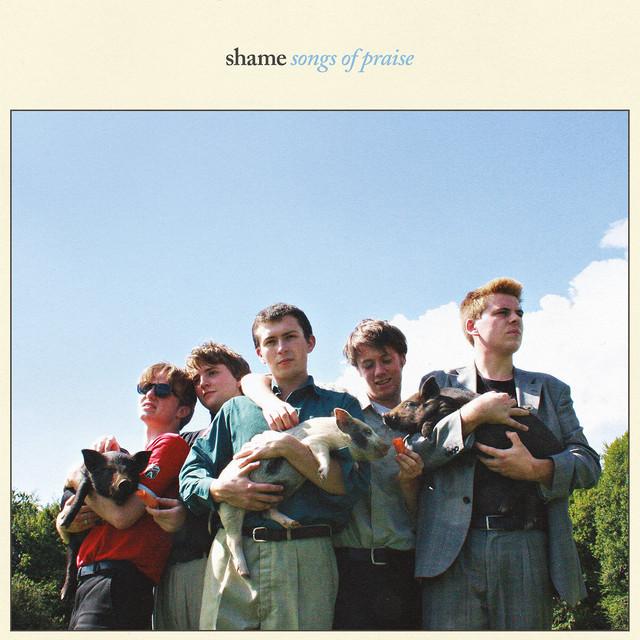 Shame / Songs of Praise(Ltd Picture Disc LP)