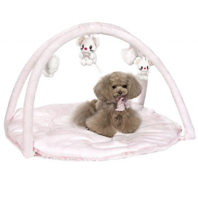 FOR PETS ONLY TopoMio PlayGround Pink (AI2019-B7-U)