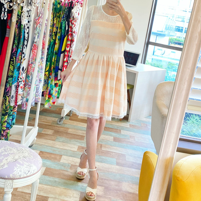 --「80%OFF」Final SALE-- VKK Dress