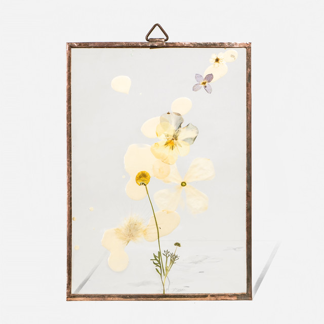 Botanical Frame S024 - Copper