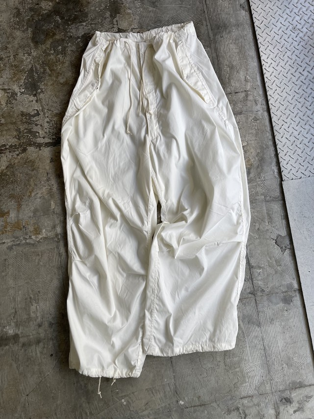 US army snow camouflage pants