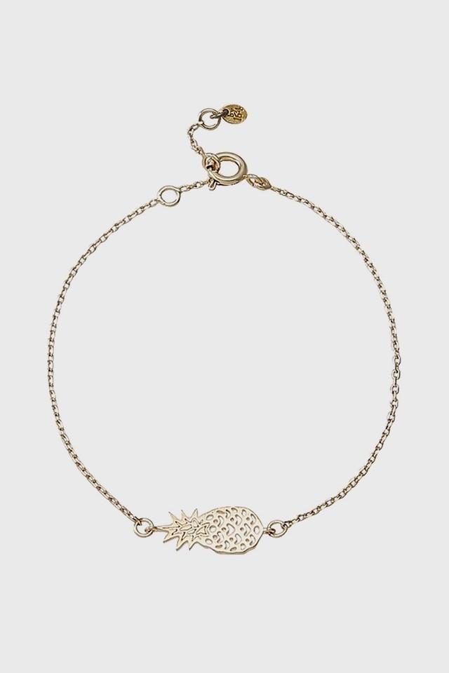 ANANAS ブレスレット ゴールド FREE by164PARIS