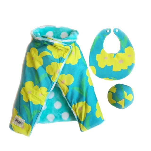 アラマンダポップ / Baby Blanket set